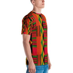 Men Kente T Shirts