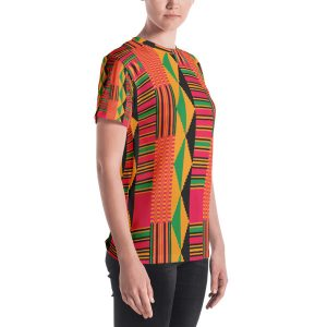 Women Kente T Shirts